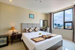 Ocean Haven Hotel, Hotel  Da Nang - big - 7