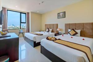 Ocean Haven Hotel, Hotel  Da Nang - big - 9