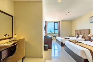 Ocean Haven Hotel, Hotel  Da Nang - big - 10