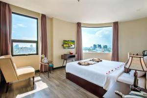 Ocean Haven Hotel, Hotel  Da Nang - big - 13