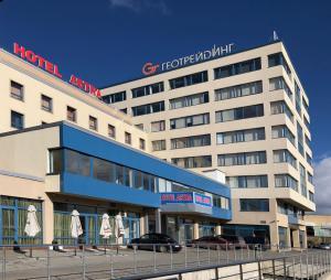 Hotel Astra, Hotely  Sofia - big - 1