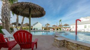 Nemo Cay Resort D130, Holiday homes  Corpus Christi - big - 16