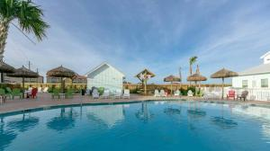 Nemo Cay Resort D130, Holiday homes  Corpus Christi - big - 32
