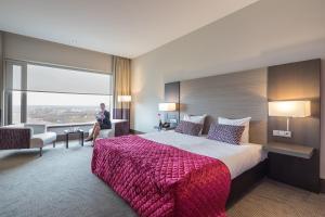 Dvoulůžkový pokoj typu Executive s manželskou postelí