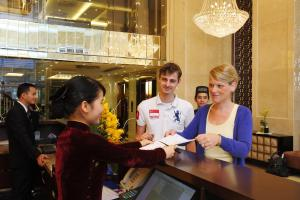 Golden Silk Boutique Hotel, Hotel  Hanoi - big - 103