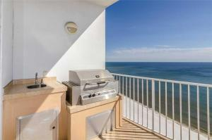 Turquoise Place 2405C, Apartmány  Orange Beach - big - 31