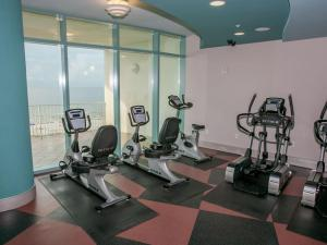 Turquoise Place 2405C, Apartmány  Orange Beach - big - 38