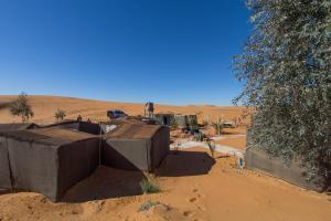 Camel Bivouac Merzouga, Campeggi di lusso  Merzouga - big - 10