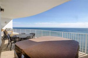 Turquoise Place 2405C, Apartmány  Orange Beach - big - 9