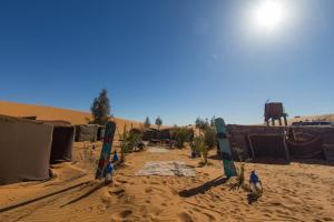 Camel Bivouac Merzouga, Campeggi di lusso  Merzouga - big - 74