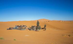 Camel Bivouac Merzouga, Campeggi di lusso  Merzouga - big - 75