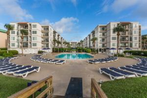 Beach Club 421 Apartment, Apartmány  Saint Simons Island - big - 27