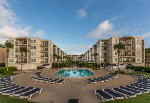 Beach Club 421 Apartment, Apartmanok  Saint Simons Island - big - 8