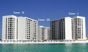 Shoreline 1116 Condo, Apartments  Destin - big - 1