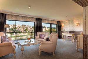 Interhotel Veliko Tarnovo, Отели  Велико-Тырново - big - 20