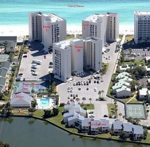 Shoreline 1116 Condo, Apartments  Destin - big - 8