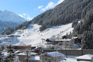 Pension St.Leonhard, Bed & Breakfast  Bad Gastein - big - 16