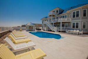 Over The Moon Home, Ferienhäuser  Virginia Beach - big - 28
