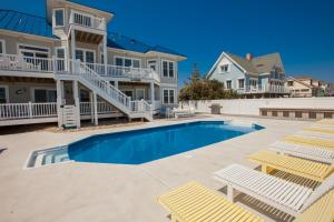 Over The Moon Home, Ferienhäuser  Virginia Beach - big - 47