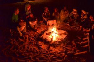 Camel Trek Bivouac, Campeggi di lusso  Merzouga - big - 29
