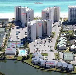 Shoreline 1095 Condo, Apartmány  Destin - big - 17