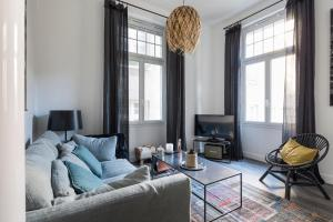 Le Belem Appartement, Ferienwohnungen  Saint-Malo - big - 17