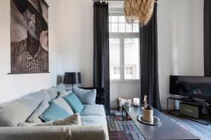 Le Belem Appartement, Ferienwohnungen  Saint-Malo - big - 16