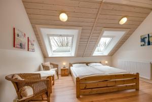 Haus Biederstaedt, Hotely  Ottersberg - big - 2