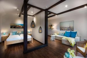 Haus Biederstaedt, Hotely  Ottersberg - big - 1