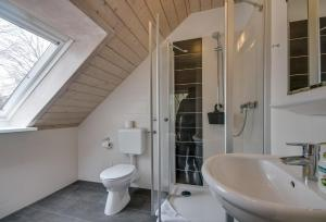 Haus Biederstaedt, Hotely  Ottersberg - big - 5