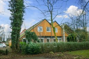 Haus Biederstaedt, Hotely  Ottersberg - big - 14