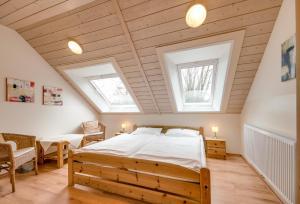 Haus Biederstaedt, Hotely  Ottersberg - big - 8
