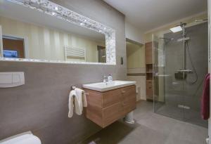 Haus Biederstaedt, Hotely  Ottersberg - big - 9