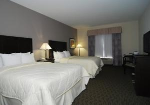 Comfort Inn & Suites Airport Oklahoma City, Hotely  Oklahoma City - big - 3
