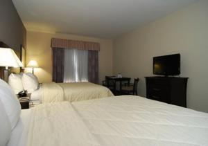Comfort Inn & Suites Airport Oklahoma City, Отели  Оклахома-Сити - big - 5