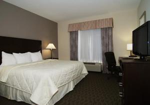 Comfort Inn & Suites Airport Oklahoma City, Отели  Оклахома-Сити - big - 2