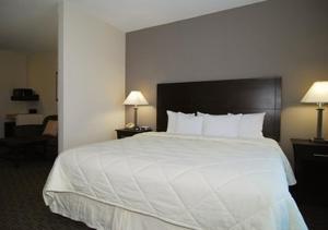 Comfort Inn & Suites Airport Oklahoma City, Отели  Оклахома-Сити - big - 4