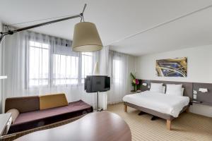 Hébergement Supérieur avec Lit Double, Canapé-Lit et Lit Superposé
