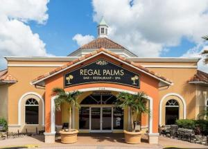 Regal Palms Calabria 3520 Townhouse, Nyaralók  Davenport - big - 21
