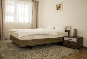 Apartament Alphaville, Апартаменты  Брашов - big - 16