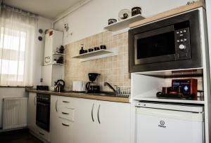 Apartament Alphaville, Апартаменты  Брашов - big - 19