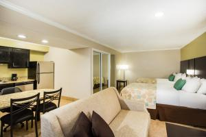 Apartament typu Suite z łóżkiem typu queen-size (dla niepalących)