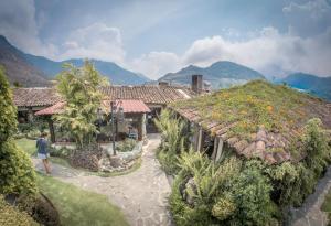 Las Cumbres Eco-Hotel, Termalismo y Spa
