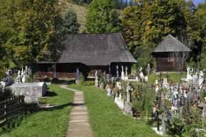 Pensiunea Madalina, Vendégházak  Putna - big - 48