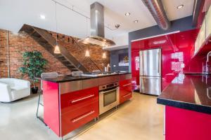 Modern Design/High End 1BD Loft - Philadelphia