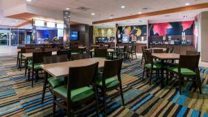 Fairfield Inn & Suites by Marriott Boston Marlborough/Apex Center, Szállodák  Marlborough - big - 24