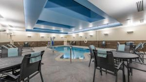 Fairfield Inn & Suites by Marriott Boston Marlborough/Apex Center, Szállodák  Marlborough - big - 18