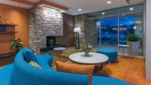 Fairfield Inn & Suites by Marriott Boston Marlborough/Apex Center, Szállodák  Marlborough - big - 21
