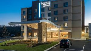 Fairfield Inn & Suites by Marriott Boston Marlborough/Apex Center, Szállodák  Marlborough - big - 23