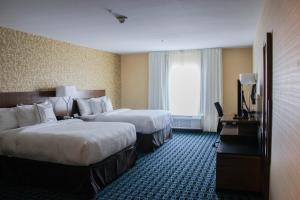 Fairfield Inn & Suites by Marriott Boston Marlborough/Apex Center, Szállodák  Marlborough - big - 8
